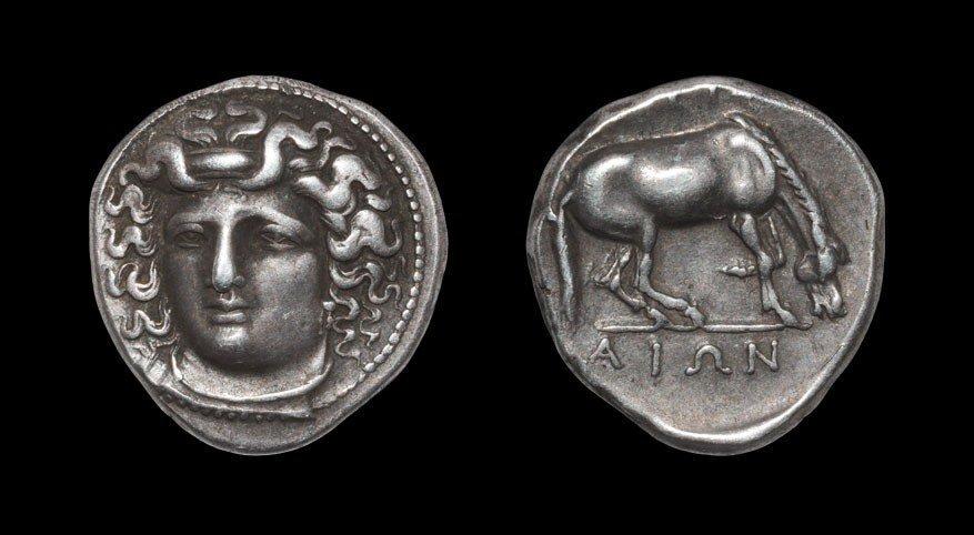 Greek Larissa - Horse Drachm