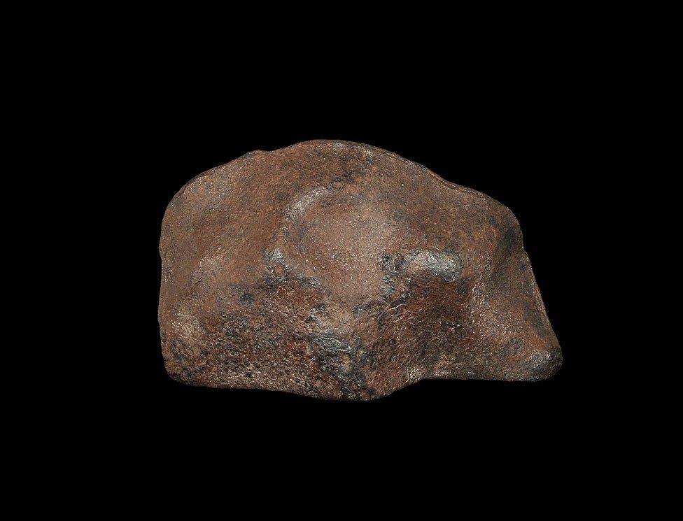 Octahedrite Henbury Fall Meteorite