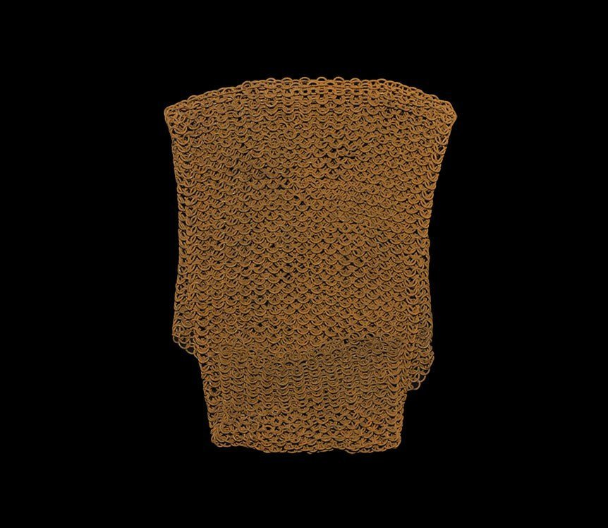 Post Medieval Chain Mail Sleeve