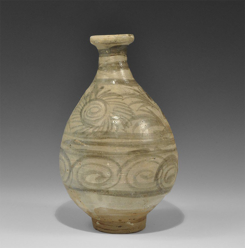 Chinese Ceramic Blue and White Ware Vase