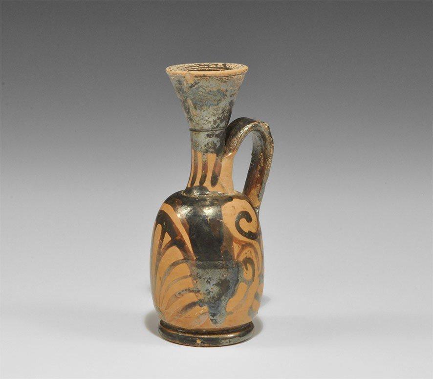 Greek Miniature Lekythos