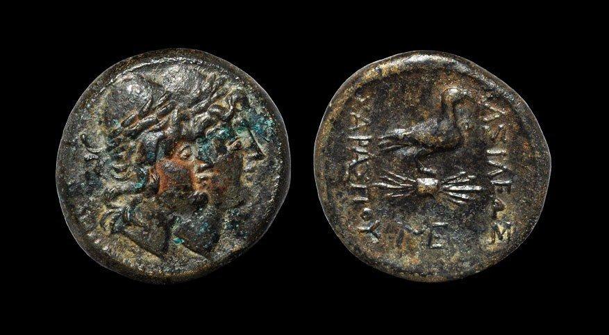 Greek Thrace - Charaspes - Dioscuri Unit