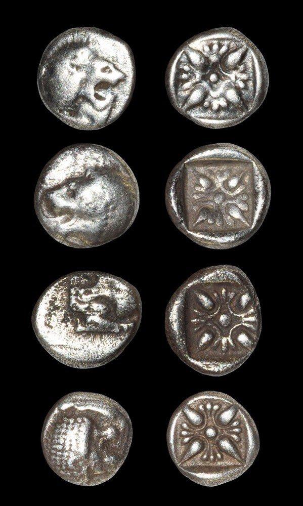 Greek Miletos, Ionia - Twelfth Staters [4]
