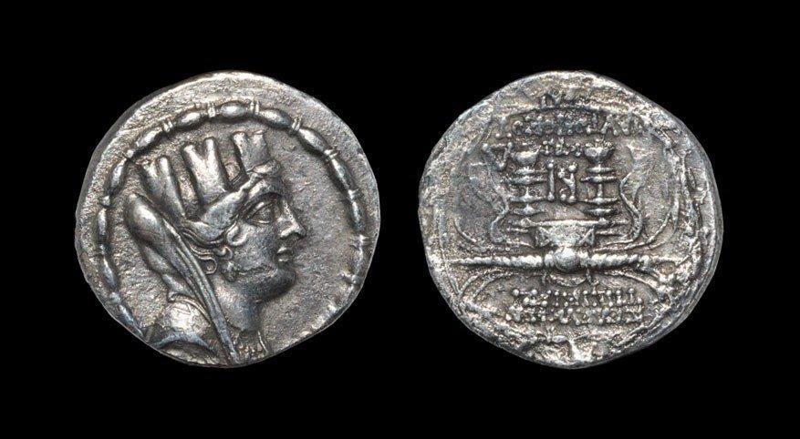 Greek Seleukeia Pieria - Civic Tetradrachm