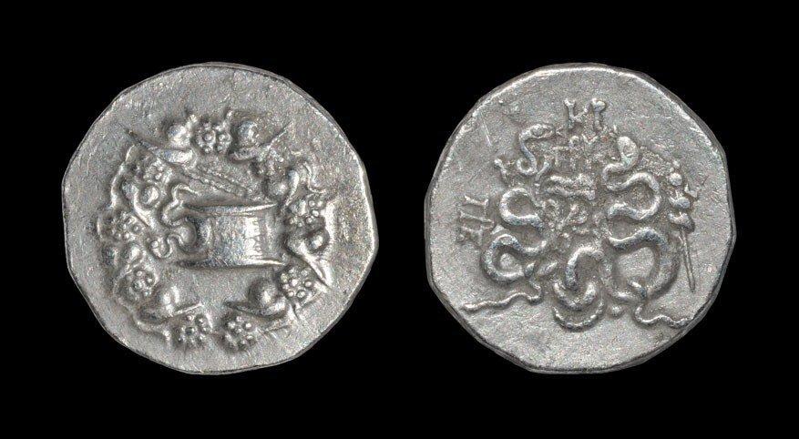 Greek Time of Eumenes II, Attalos II and Attalos III -