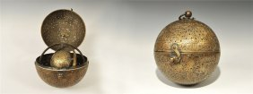 Islamic Bronze Navigational Orb