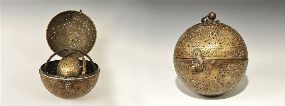 Islamic Bronze Navigational Orb