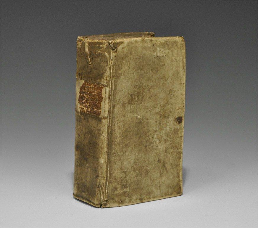 Post Medieval Book: 'Romani de SS. Martyrvm Crvciatibvs