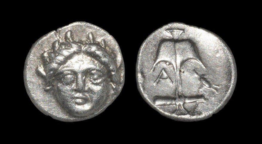 Greek Apollonia Pontica - Apollo Diobol