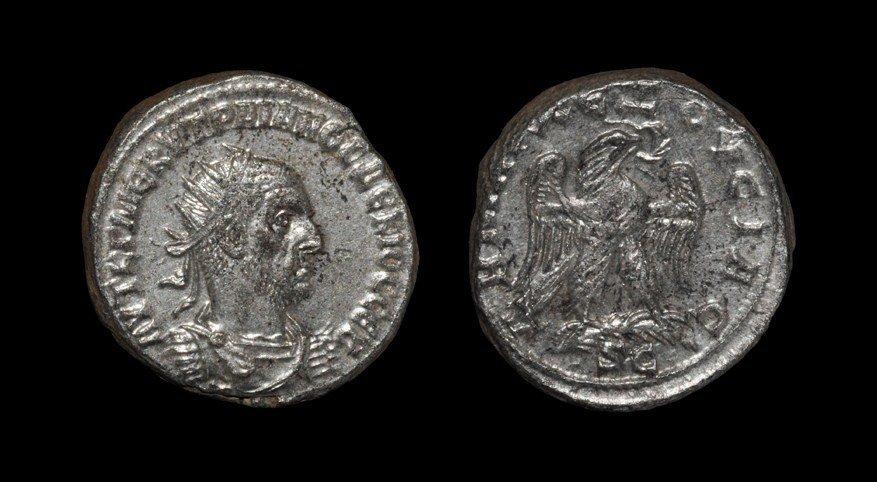 Greek Trajan Decius - Antioch - Eagle Tetradrachm