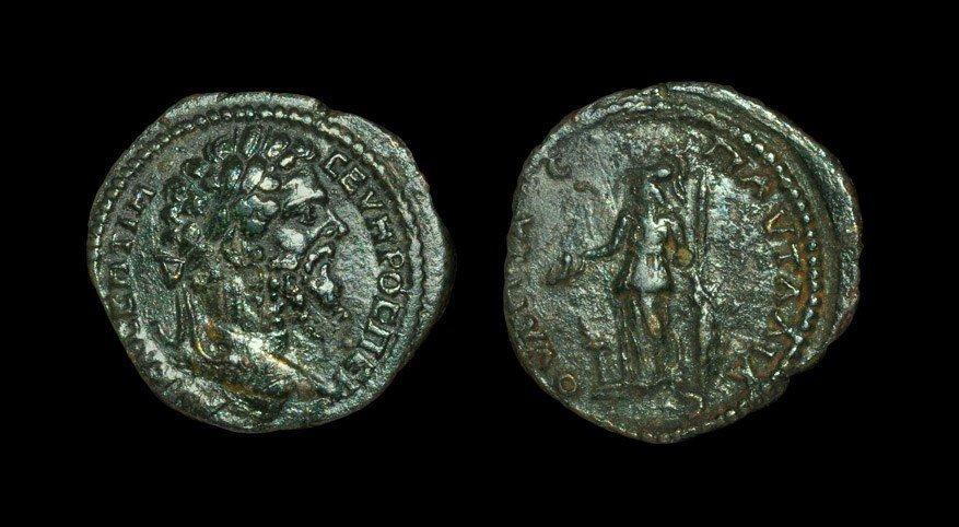 Greek Thrace - Pautalia - Septimius Severus - 4 Assaria