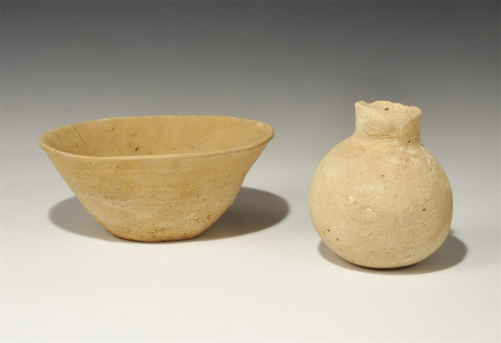 Bronze Age Ceramic Holy Land Vessel Group