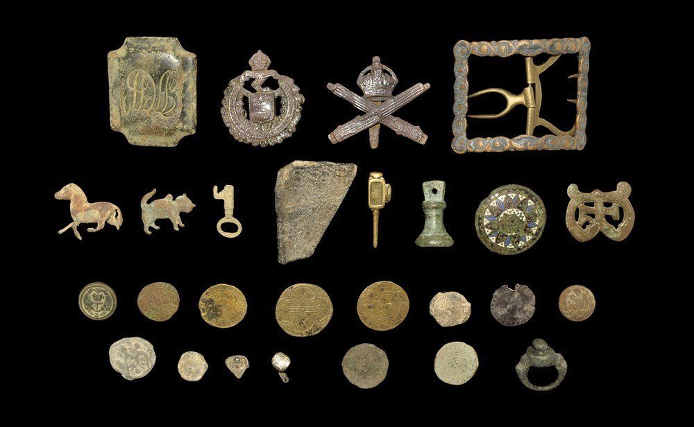 Medieval to Post Medieval Artefact Collection