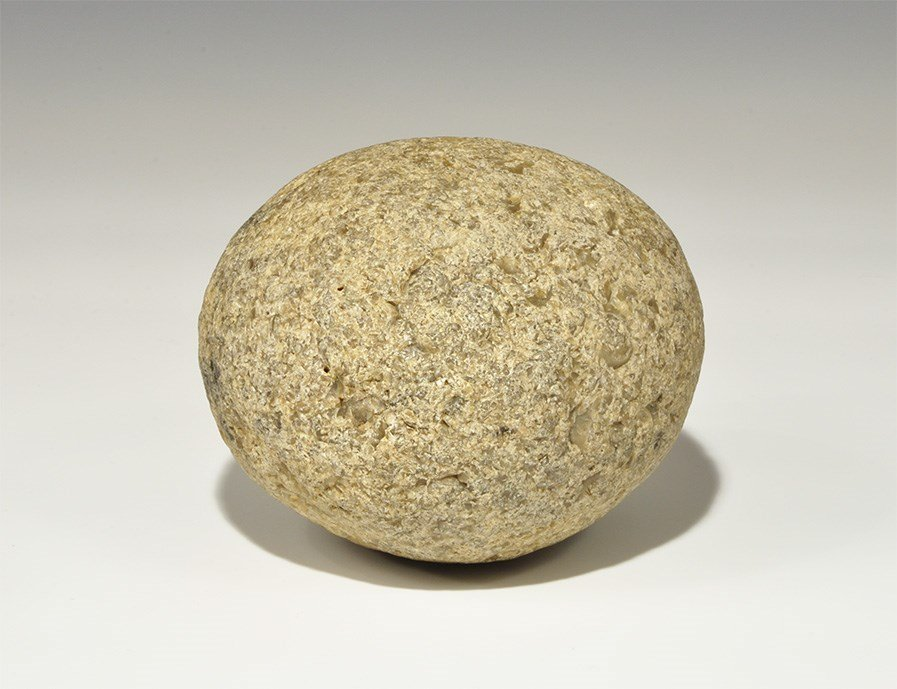 Stone Age Neolithic Granite Grinding Stone