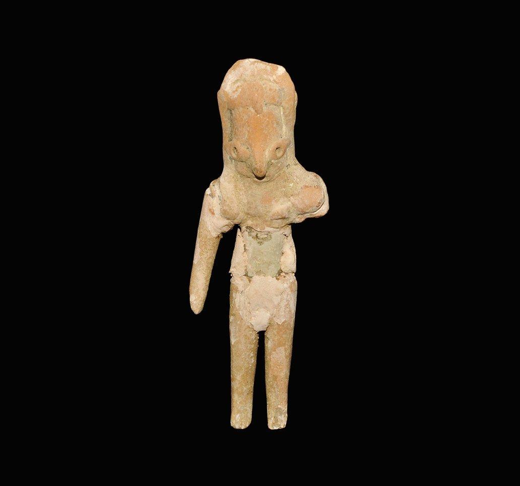 Indus Valley Ceramic Idol Figurine