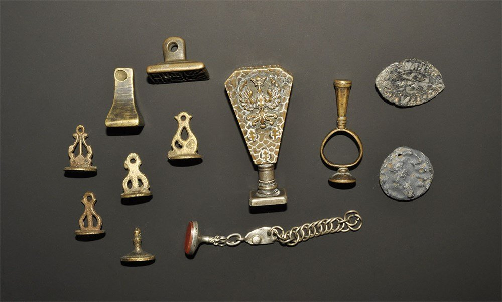 Medieval and Later Mixed Seal Matrix Collection