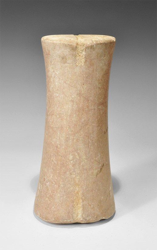 Near Eastern Bactrian Stone Idol
