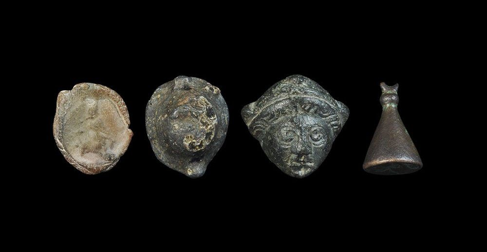 Roman Bronze and Other Artefact Group