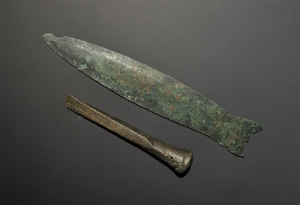 Bronze Age British Dagger and Chisel Group