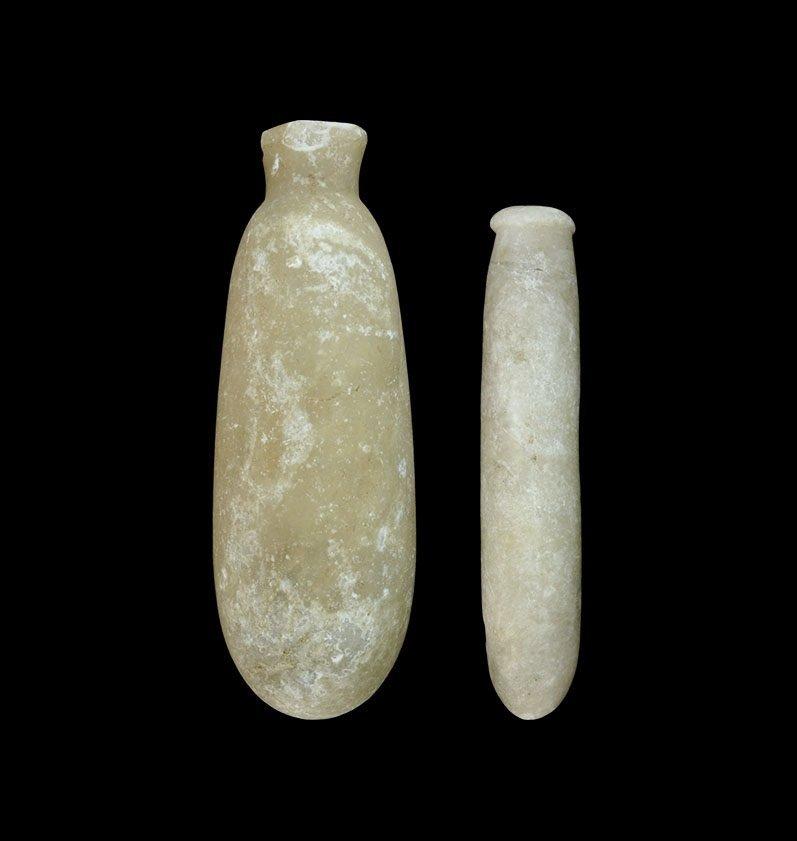 Egyptian Alabaster Albastron Group