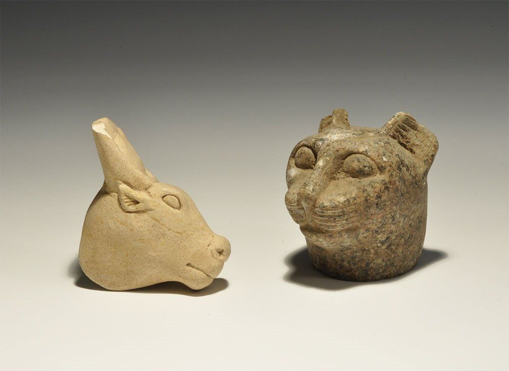 Egyptian Style Head Group