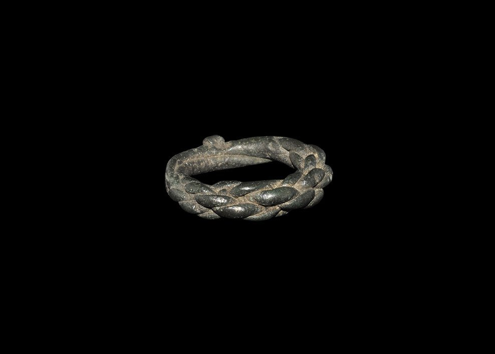 Viking Braided Ring