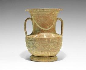 Eastern Greek Megarian Amphora