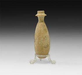Egyptian Piriform Alabastron