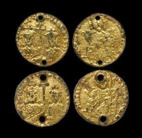 Byzantine Pseudo-solidus Pair
