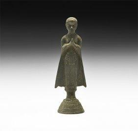 Thai Standing Buddha Statue