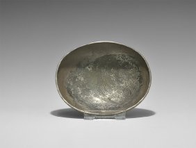 Western Asiatic Sassanian Figural Bowl