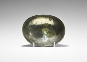 Western Asiatic Sassanian Bowl