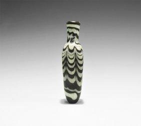 Islamic Mosaic Glass Pot