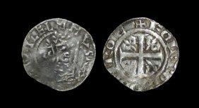 World Coins - Scotland - William The Lion - Roxburgh /