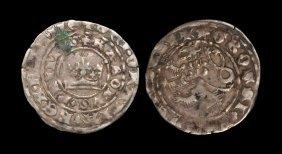 World Coins - Bohemia - Prague - Charles Iv - Groschen