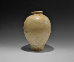 Chinese Whiteware Jar