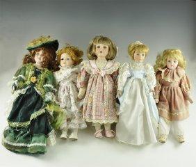 Vintage Doll Group