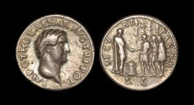 Ancient Roman Imperial Coins - Otho - Emperor And