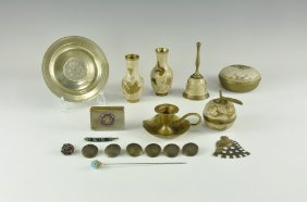 Vintage Metal Items Group