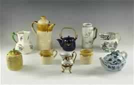 Vintage Coffee Set, Teapots and Jugs Group