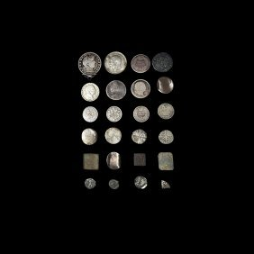 English Medieval To Milled Silver And Other Coin Group