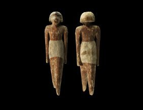 Egyptian Worker Figurine