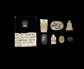 Egyptian Amulet Group