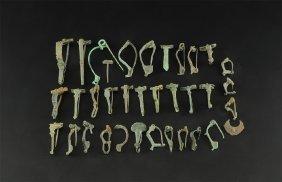 Roman Fibula Collection
