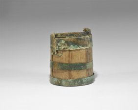 Anglo-saxon Decorated Bucket