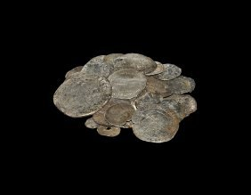 English Medieval Coins - To Stuart - Mixed Silver Group