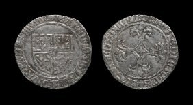 World Coins - Low Countries - Flanders - Charles The
