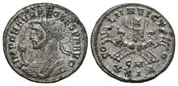 Ancient Roman Imperial Coins  Probus  Sol in Quadriga