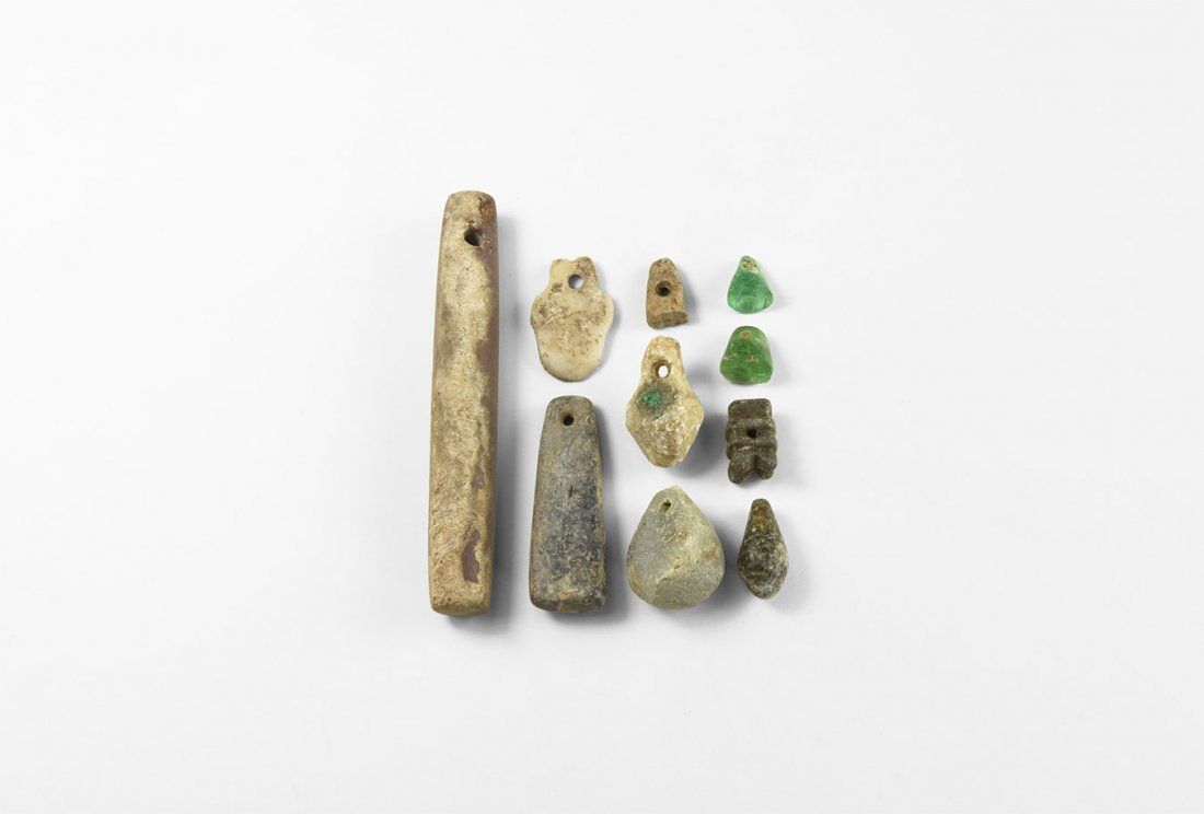 Roman and Other Pendant Group