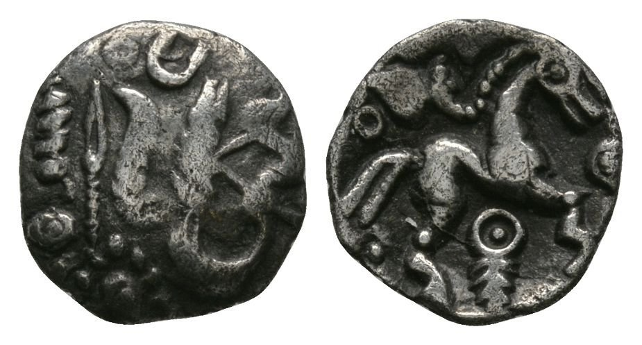 Celtic Iron Age Coins - Eastern Uninscribed - Essex